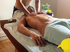 Videos nackt massage Massage