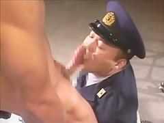 Gay cop...