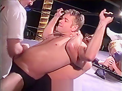 Gay naked erotic nude men wrestling...